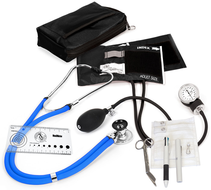 Prestige Aneroid Sphygmomanometer / Sprague-Rappaport Nurse Kit-