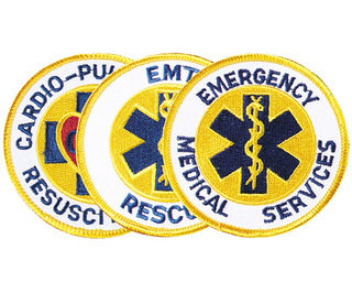 Custom Patches-Prestige Medical