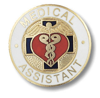 Medical Assistant Pin-Prestige Medical