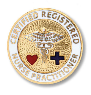 Certified Registered Nurse Practitioner Pin-Prestige Medical