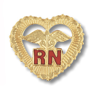 1011 Registered Nurse Pin
