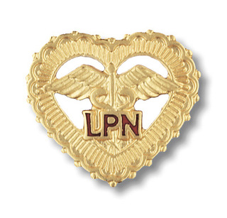 Licensed Practical Nurse Pin-