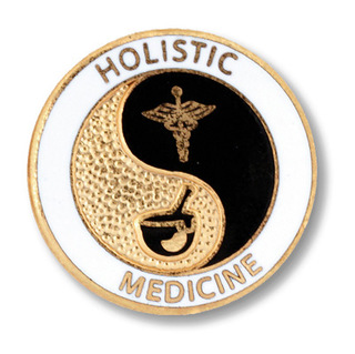 Holistic Medicine Pin-