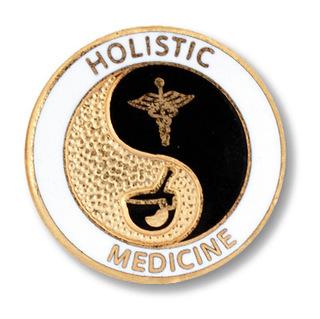 Holistic Medicine Pin-
