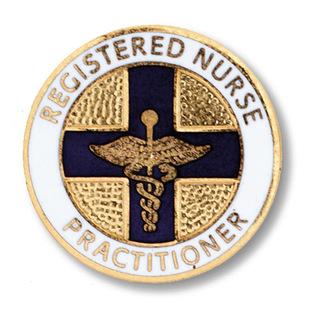 Registered Nurse Practitioner Pin-
