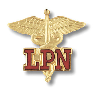 1023 Licensed Practical Nurse Pin