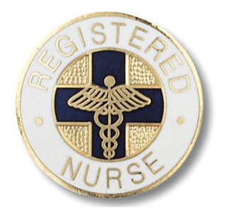 1031 Registered Nurse Pin-