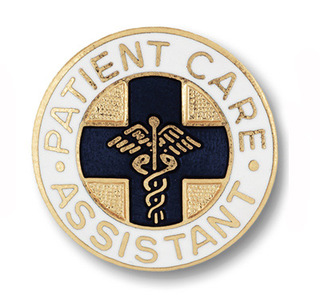 Patient Care Assistant Pin-