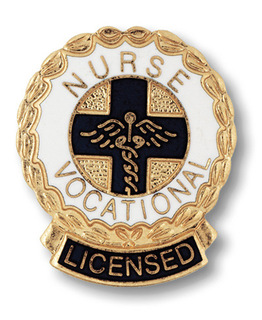 Licensed Vocational Nurse Pin-Prestige Medical
