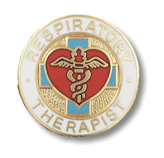 Respiratory Therapist Pin-