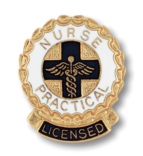 1053 Licensed Practical Nurse Pin-
