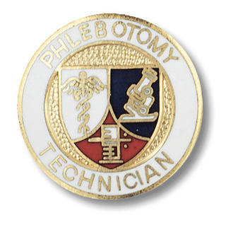 Phlebotomy Technician Pin