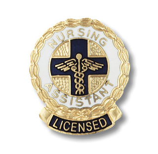 Licensed Nursing Assistant Pin-