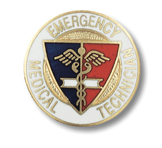 Emergency Medical Technician Pin-