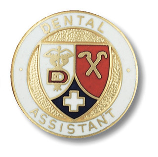 Dental Assistant Pin-