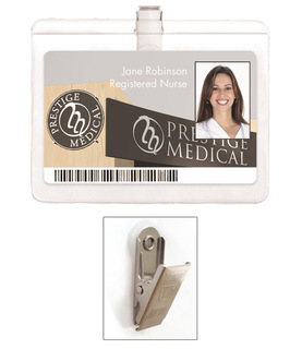 Standard Id Holder-Prestige Medical