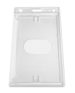 Hard Shell ID Holder-Prestige Medical