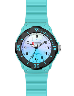 Two-Tone Sport Watch-
