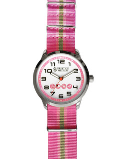 Nylon-Band Fashion Watch-