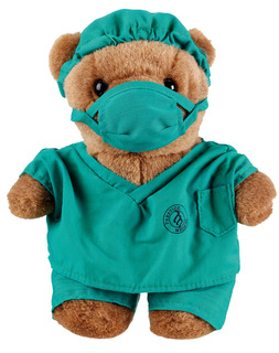 Dr. Scrubz Bear-Prestige Medical