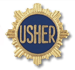 Usher Pin-Prestige Medical