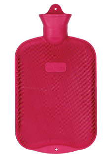 Ice/Hot Water Bottle With Stopper-Prestige Medical