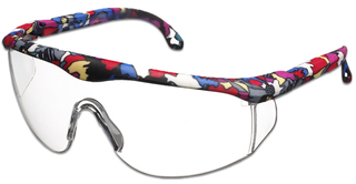 Printed Full-Frame Adjustable Eyewear-