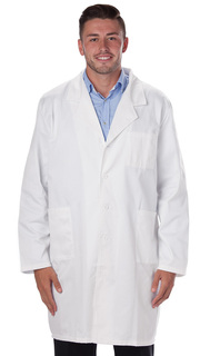 Men's Lab Coat-Prestige Medical