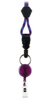 Retractable Neck Lanyard