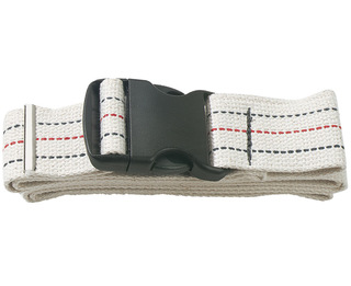 Cotton Gait Belt with Plastic Buckle-