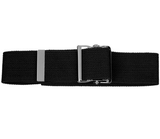Cotton Gait Belt With Metal Buckle-