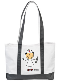 Large Tote Bag-Prestige Medical