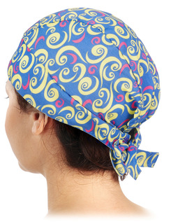 Skull Scrub Caps (Assorted Prints)-