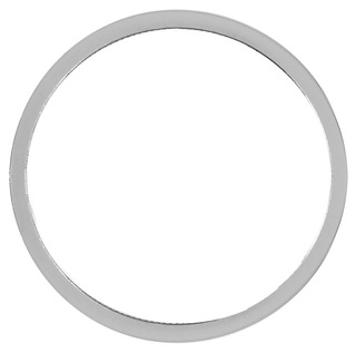 Lens Retaining Ring For Gauge-