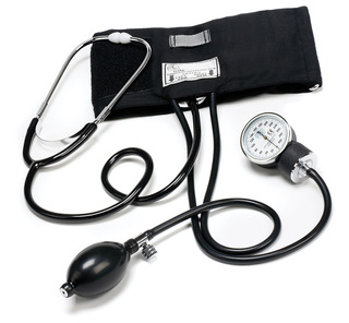 Traditional Home Blood Pressure Set - Large Adult Size-