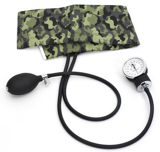 Premium Adult Aneroid Sphygmomanometer-Prestige Medical