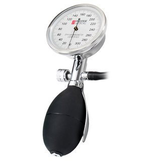 Single Hand - One Tube Gauge-Prestige Medical