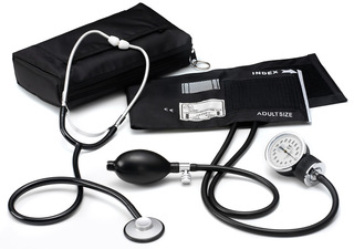 Basic Aneroid Sphygmomanometer / Single Head Kit-Prestige Medical