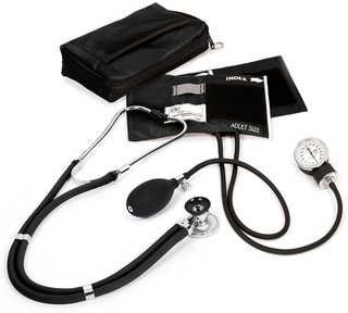 Basic Aneroid Sphygmomanometer / Sprague-Rappaport Kit-