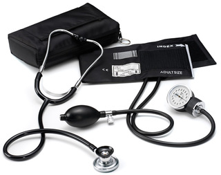 Basic Aneroid Sphygmomanometer / Spraguelite® Kit-Prestige Medical