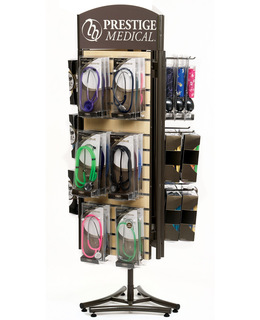 Rotating Floor Display-Prestige Medical