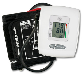 Healthmate® Digital Blood Pressure Monitor - Large Adult-Prestige Medical