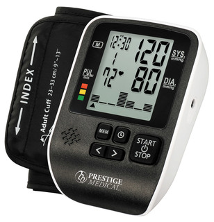 Healthmate® Premium Digital Blood Pressure Monitor-Prestige Medical