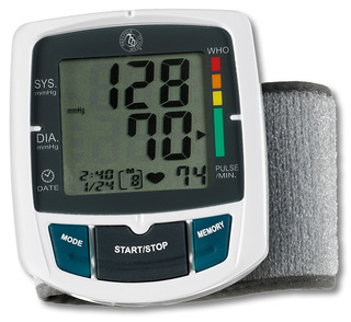 Wristmate™ Digital Blood Pressure Monitor
