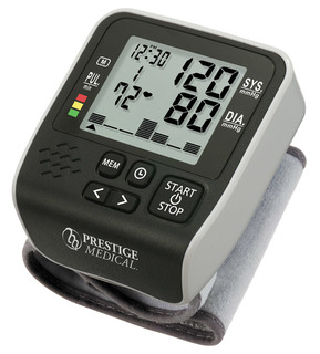 Wristmate™ Premium Digital Blood Pressure Monitor-Prestige Medical