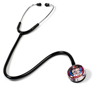 Clear Sound™ - Betty Boop Nurse Edition-Prestige Medical