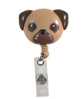 DELUXE RETRACTEZE ID HOLDER-PUG-SP-Prestige Medical