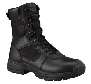 "SERIES 100 8"" SIDE ZIP BOOT-"