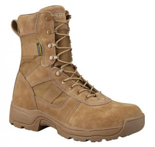 "SERIES 100 8"" WATERPROOF BOOT COYOTE-"