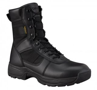 "SERIES 100 8"" WATERPROOF SIDE ZIP BOOT-"